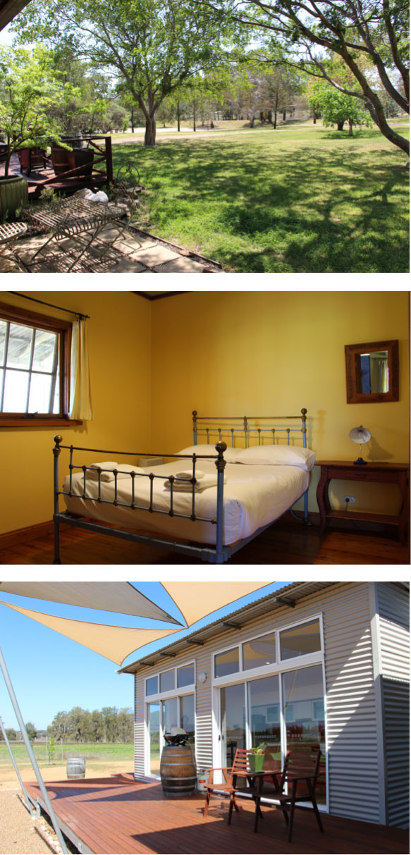 Pieter van Gent Accommodation Mudgee